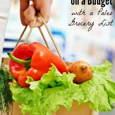 Paleo Grocery List & Eating Paleo on a Budget