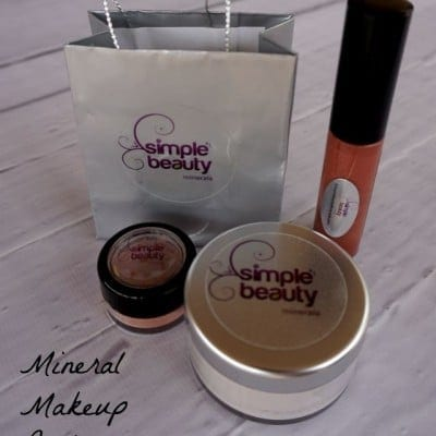 Simple Beauty Minerals Makeup