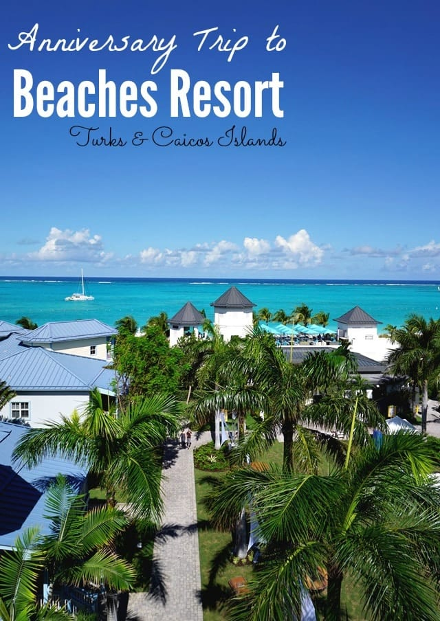 Make your anniversary memorable with a trip to Beaches Resort! Take a look at all the fun activities they have to offer!