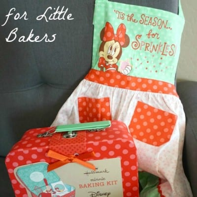 Christmas Present for Little Bakers