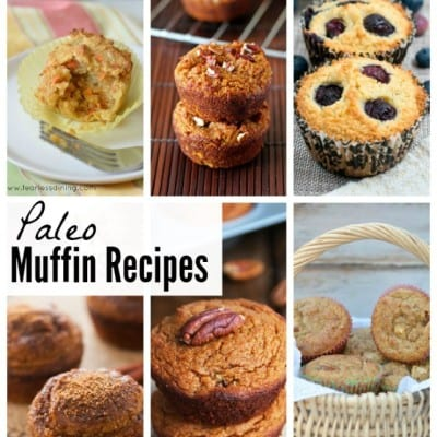 Paleo Muffin Recipes