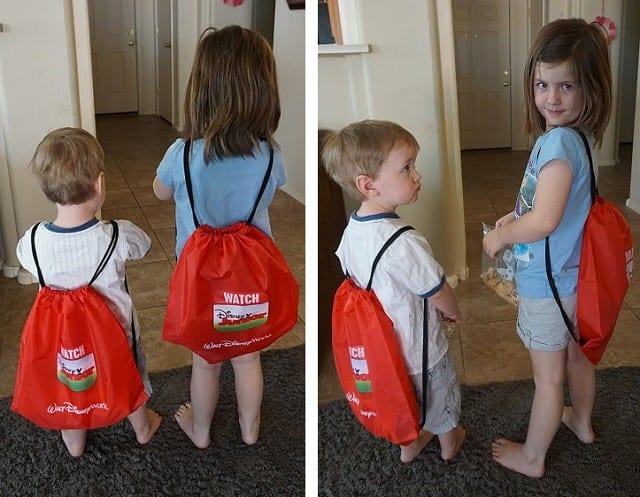 Disney Junior Bags