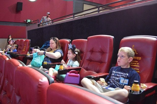 AMC dine-in theatre