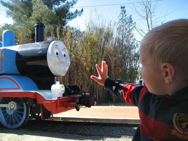 carter with thomas