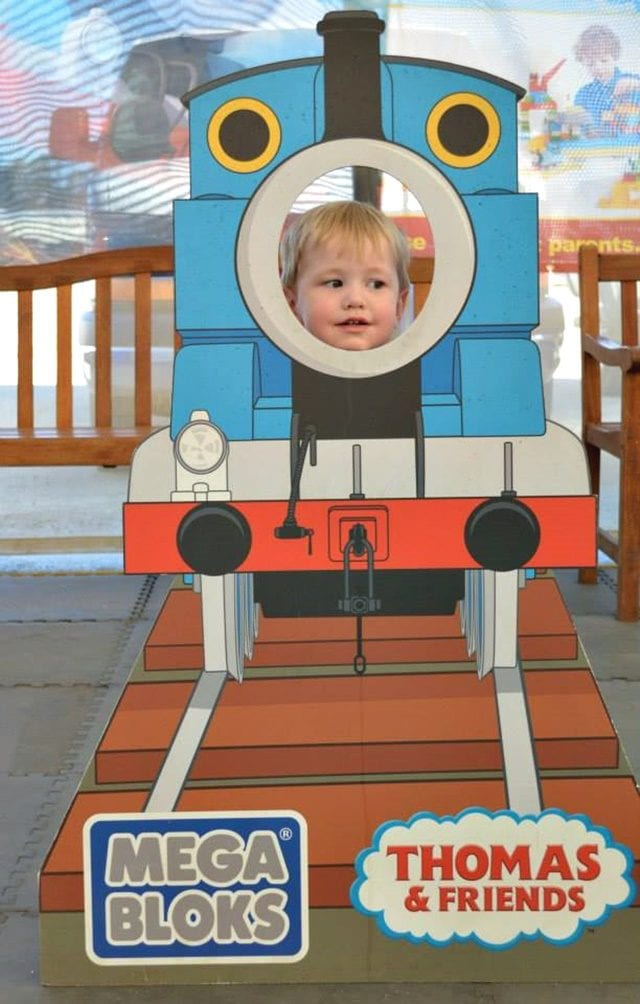 harry is thomas