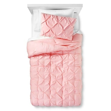 pillowfort pink bedding