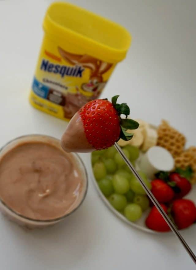 Chocolate Dip Two Ingredients