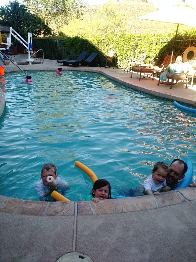 Orchards Inn Pool