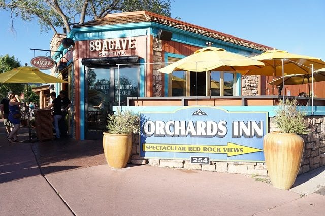 Orchards Inn and 89Agave