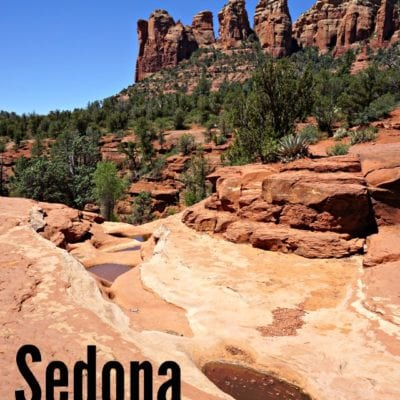 Summer Staycation in Sedona