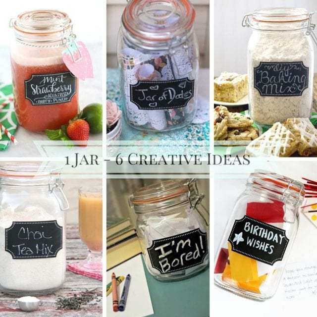 Creative Jar Ideas
