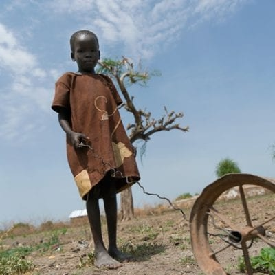 The Life of a Five Year Old {Help South Sudan}