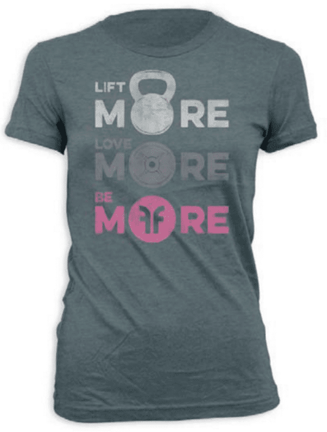 lift more love more be more