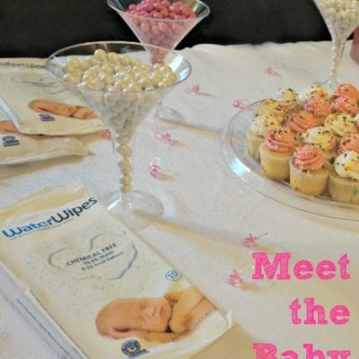 Meet-The-Baby Open House Party