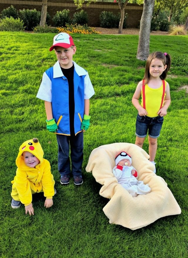 Has Pokemon fever hit your home? Come check out our awesome Pokemon costume ideas- perfect for Halloween or Comicon!