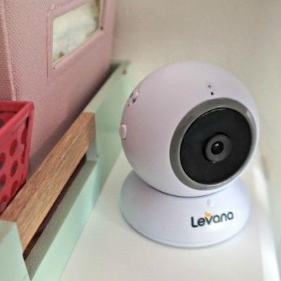 Levana Alexa Video Baby Monitor