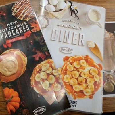 Seasonal Flavors at Denny's