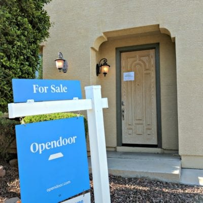 Sell Your Home Hassle-Free with Opendoor