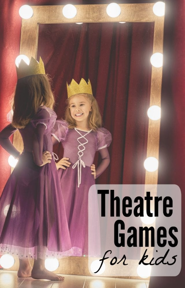 Kids love to play pretend! Budding performer or not, these games will bring out their creativity by encouraging them to create exciting stories and characters! Perfect for camp, daycare, home school, or a rainy afternoon!