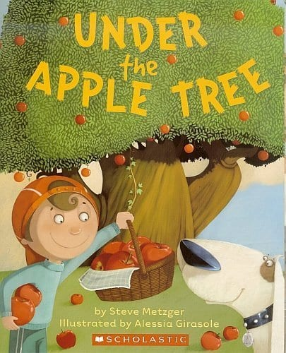 Under The Apple Tree book