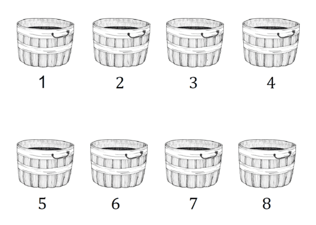 Free Apple Barrel Printable