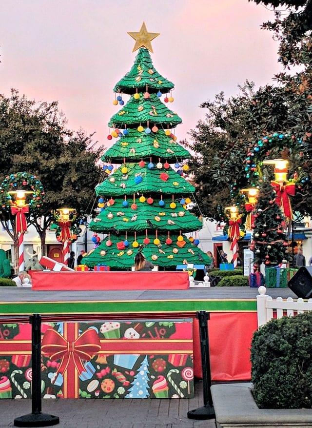 LEGOLAND Christmas Tree