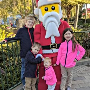 The Holidays at LEGOLAND California
