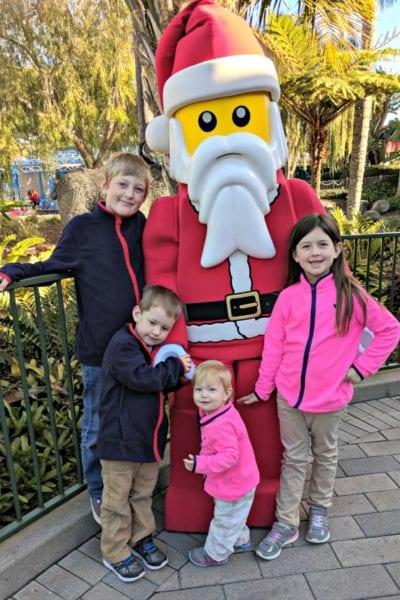 The Holidays at LEGOLAND California