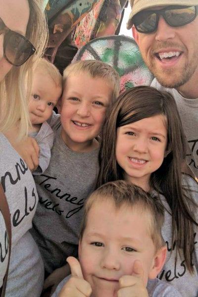 Cute Matching Family Shirts