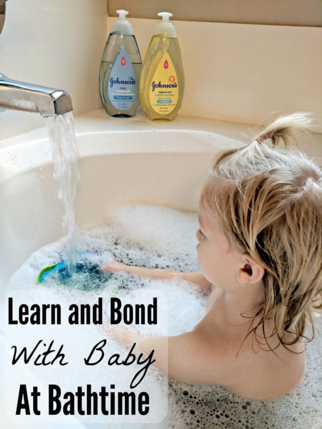 Bathtime is the perfect time for some bonding and learning with baby. Try these cute games and have fun getting clean! @Target @johnsonsbaby #GetJohnsonsBaby #ChooseGentle #Ad