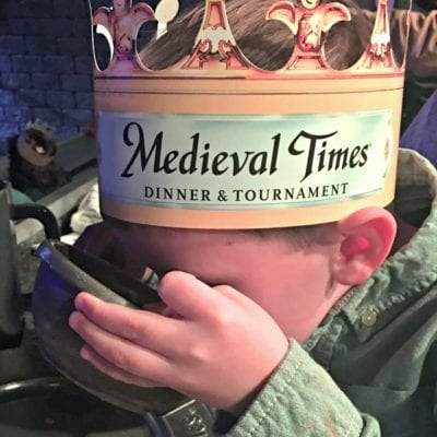 An Evening at Medieval Times