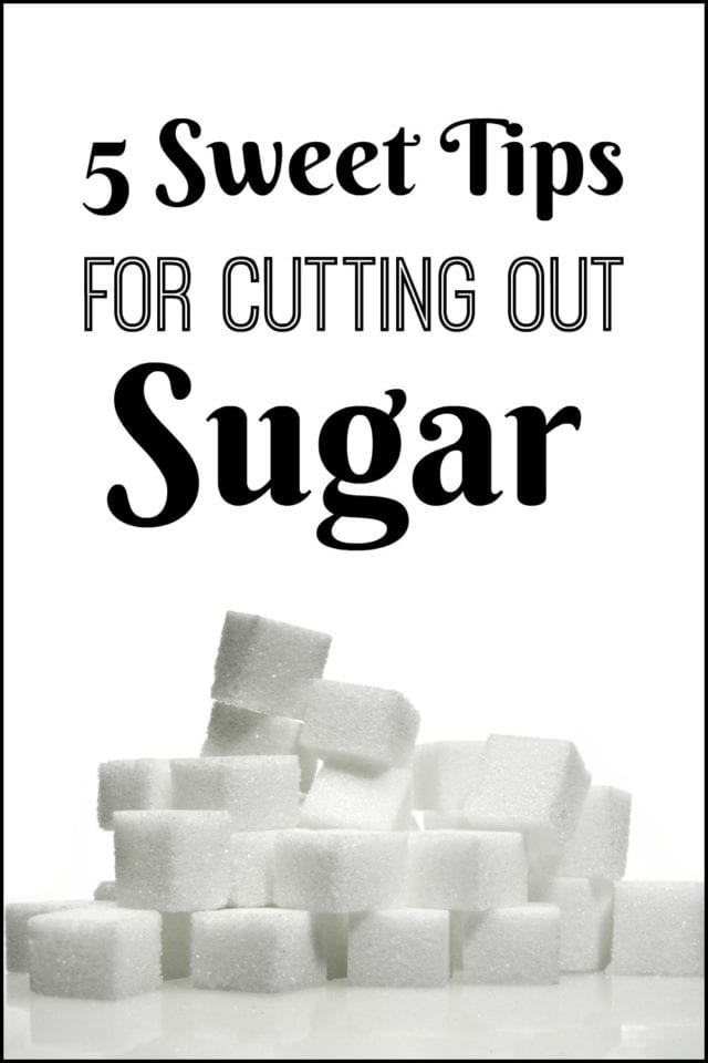 It's white, it's grainy, it's incredibly addictive- yep I'm talking about sugar! If you're trying to get healthier, here are 5 sweet tips for kicking sugar to the curb! #nosugar #sugarfree