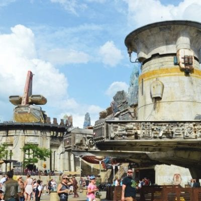 An Insider Preview of Star Wars: Galaxy's Edge at Walt Disney World