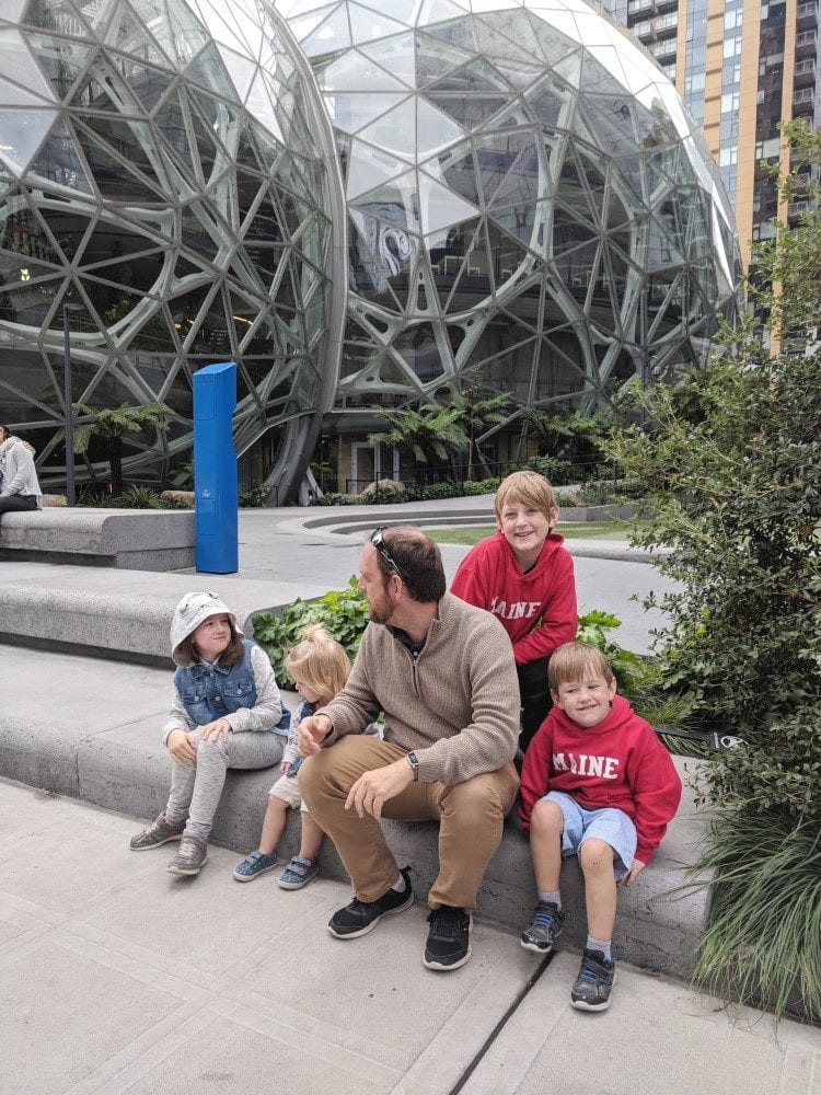 Family by Amazon Spheres