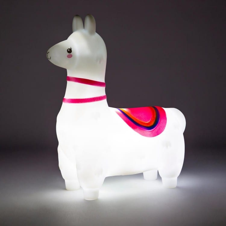 llama nightlight