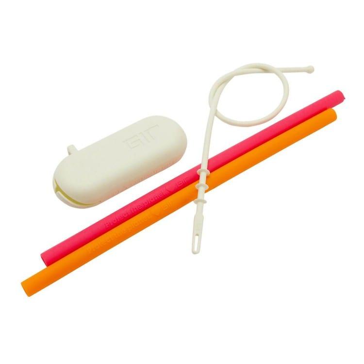portable reusable straws