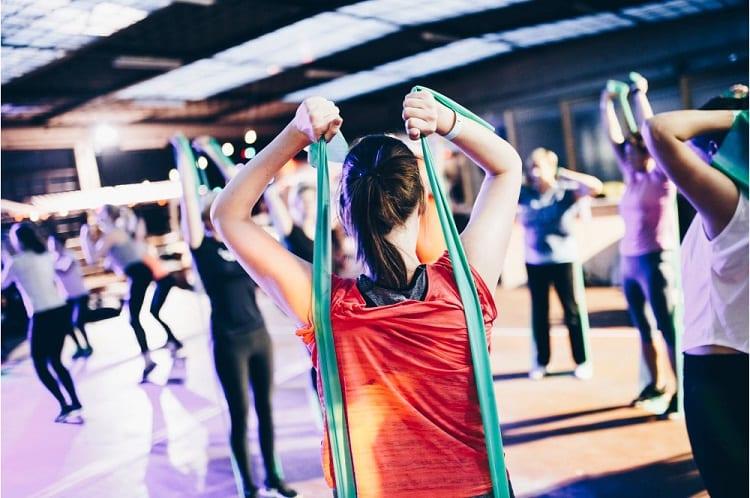 gym workout class