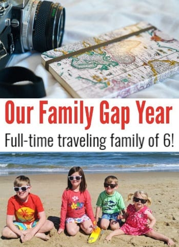 family gap year