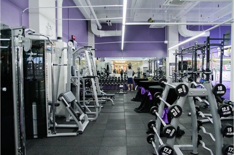 traditional gym