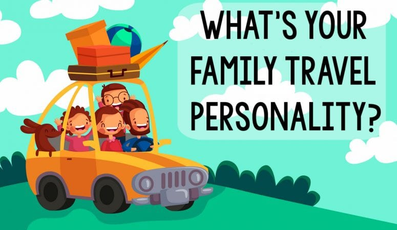 family travel personality