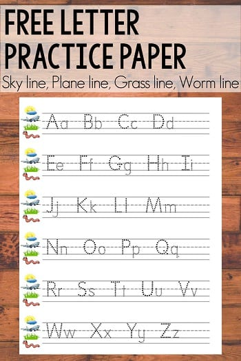 free-letter-practice-paper