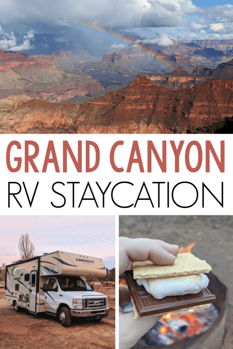 Grand Canyon staycation pin