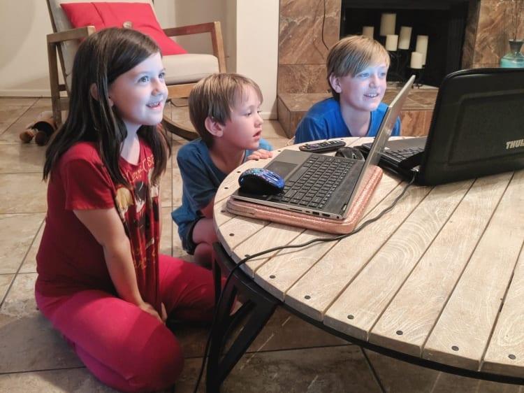 kids using khan academy