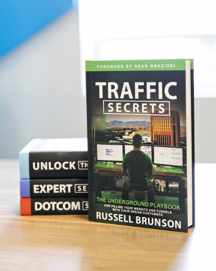 Trilogy Secrets books