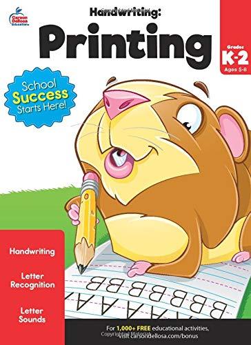 handwriting book for beginners
