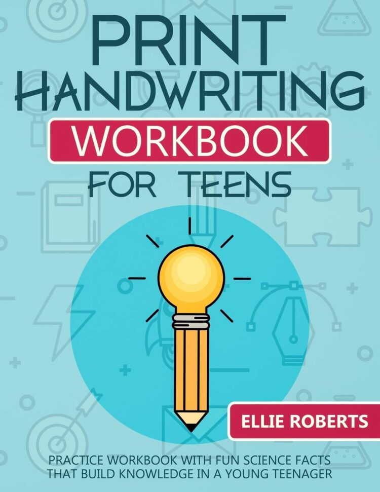 handwriting practice for teens