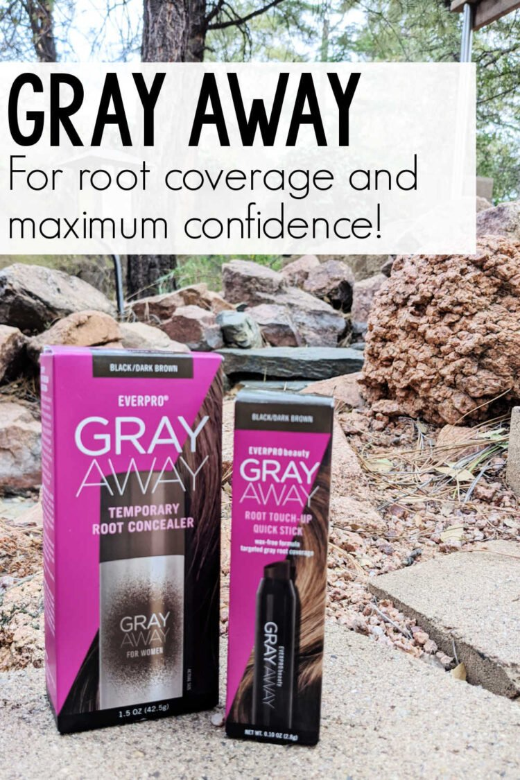 Gray Away products pinterest pin
