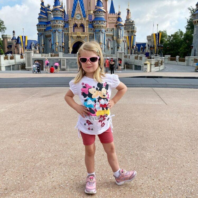Melody at Magic Kingdom